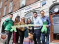 Pictured at the EmployAbility Limerick Office for the launch of the upcoming Green Ribbon campaign and 'Time to talk' day on Tuesday May 7th are Kevin Downes, Limerick Senior hurler, Meghann Scully, Mental Health Advocate, Ursula Mackenzie, EmployAbility Limerick, Amanda Clifford, A.B.C for Mental Health, Patrick McLoughney, Social Media Influencer, and Richard Lynch, founder of ilovelimerick.com. Picture: Conor Owens/ilovelimerick.