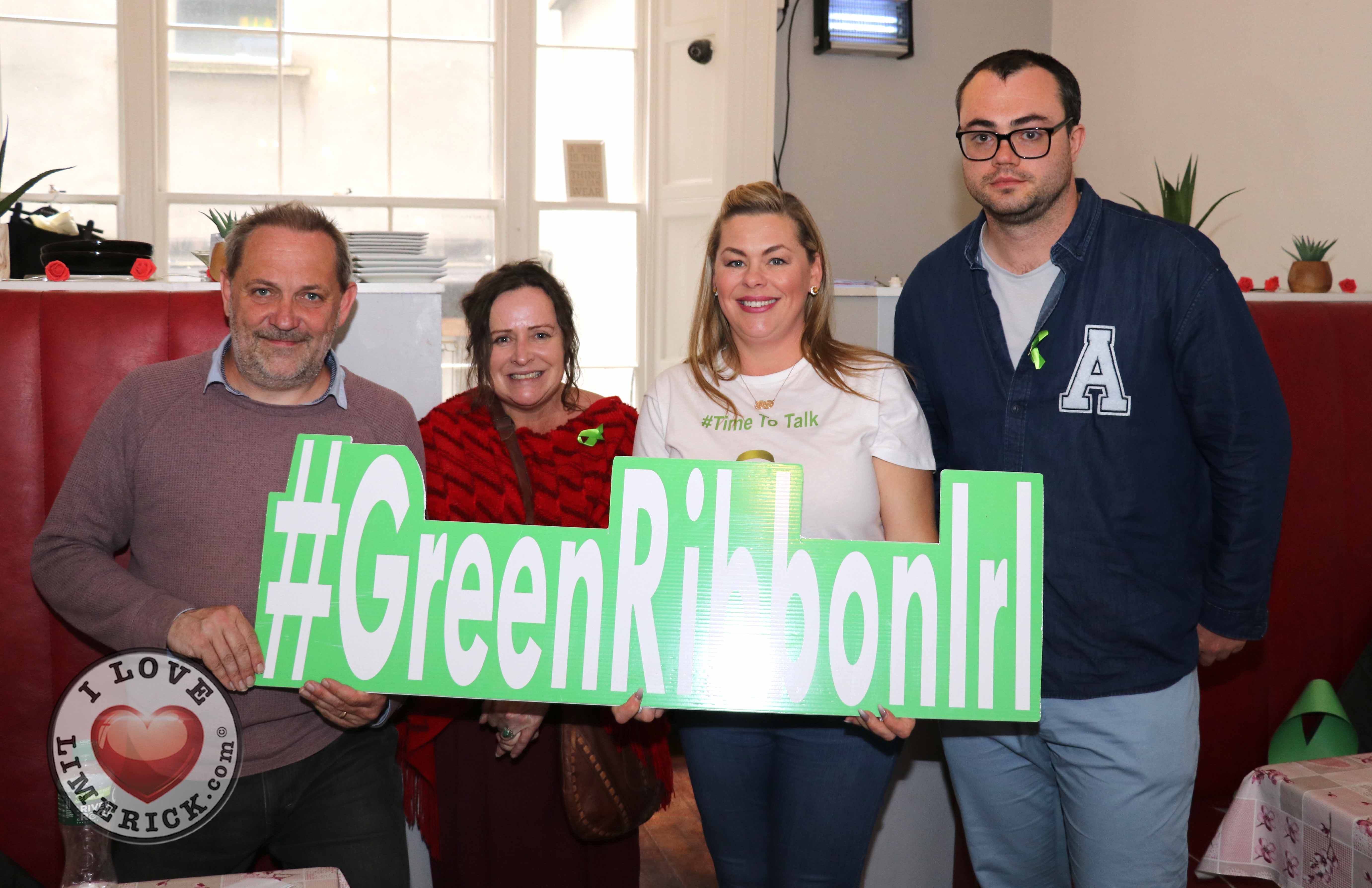 Pictured at the Ruby Sundays cafe for the EmployAbility Limerick's 'Time to Talk' day. Picture: Conor Owens/ilovelimerick.