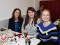 Pictured at the Ruby Sundays cafe for the EmployAbility Limerick's 'Time to Talk' day are Mary McNamee, Limerick Chamber, Caoimhe Moloney, Limerick Chamber, and Sinead Clinton, Metis Ireland. Picture: Conor Owens/ilovelimerick.